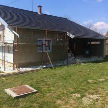 Fasaderski radovi - Facro - Obiteljska kuća Vinkovci