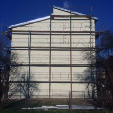 Fasaderski radovi - Facro - Stambena zgrada Zagreb