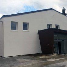 Fasaderski radovi - Facro - Svečana Sala Osijek