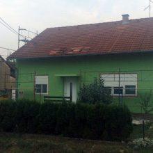 Fasaderski radovi - Facro - Obiteljska kuća Antunovac